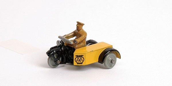 3001: Dinky - No.270 AA Motorcycle Patrol