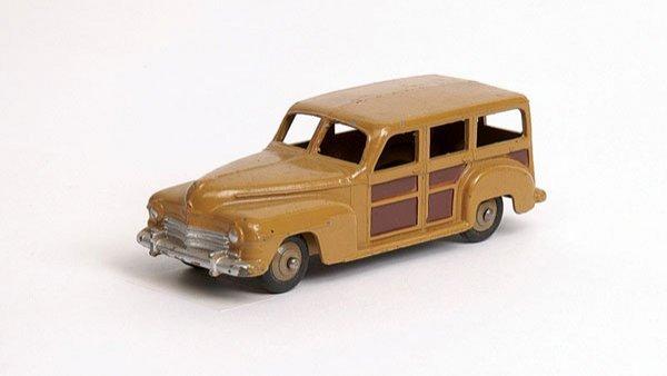 3005: Dinky - No.27F Plymouth Estate Car