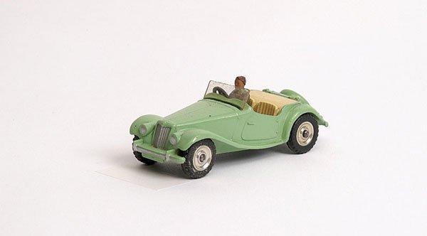 3011: Dinky - No.102 MG Midget