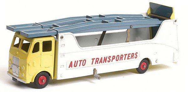 3069: Dinky - No.989 Auto Transporters Car Transporter