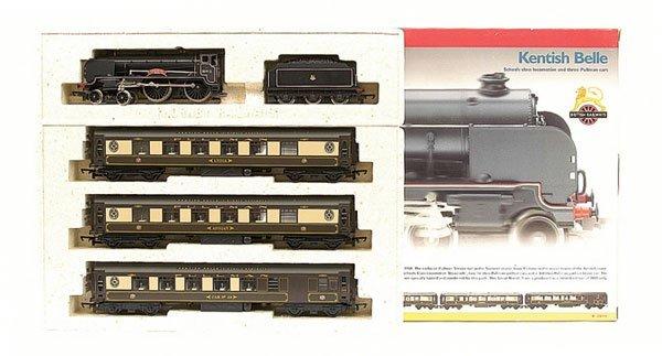 "4007: Hornby Railways R2079 ""Kentish Belle"""