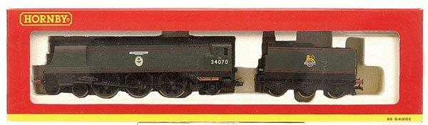 """4010: Hornby R2260 4-6-2 No.3470 """"Manston"""""""