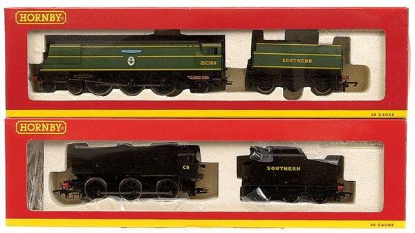 4016: Hornby - 2 x Southern Railway Steam Locos