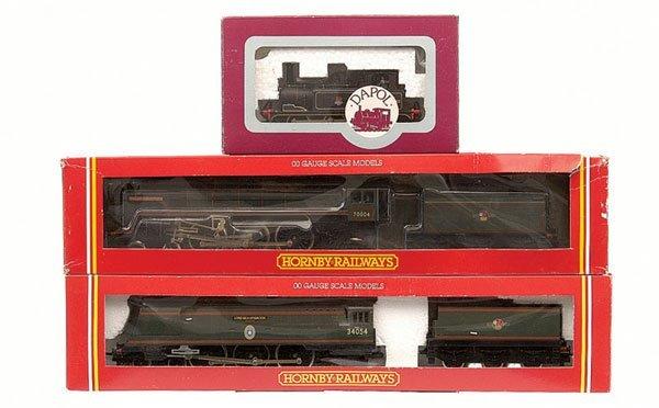 4022: A Trio of BR Steam Locos