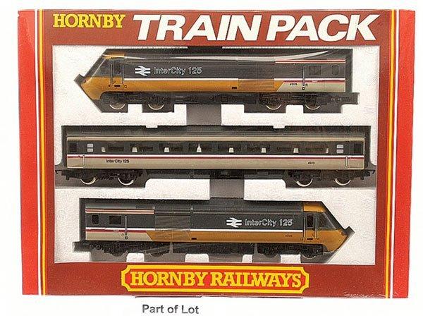 4109: Hornby R401 Intercity 125 3 Car Train Pack