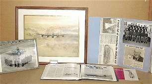 A Group of Aircraft Related Ephemera