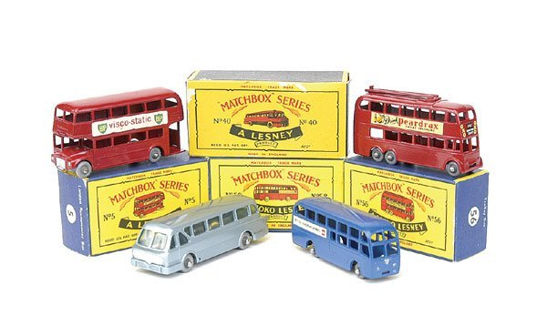 20: A group of 4 Buses and Coaches