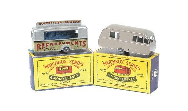 24: No.23 Caravan & No.74 Mobile Canteen