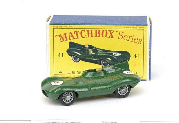424: No.41 Jaguar D Type