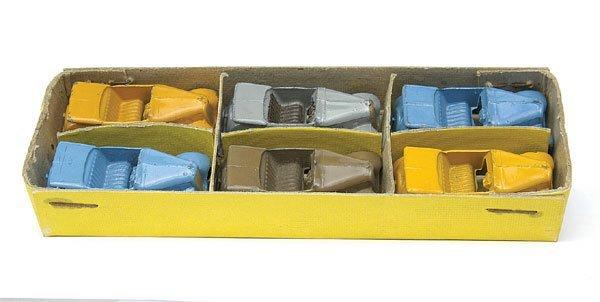 1013: Trade Box for 6 x No.35d Midget Tourer