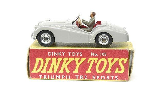 1016: No.105 Triumph TR2 Sports