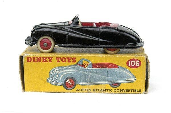 1017: No.106 Austin Atlantic Convertible