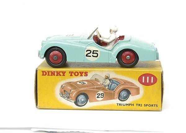 1020: No.111 Triumph TR2 Sports