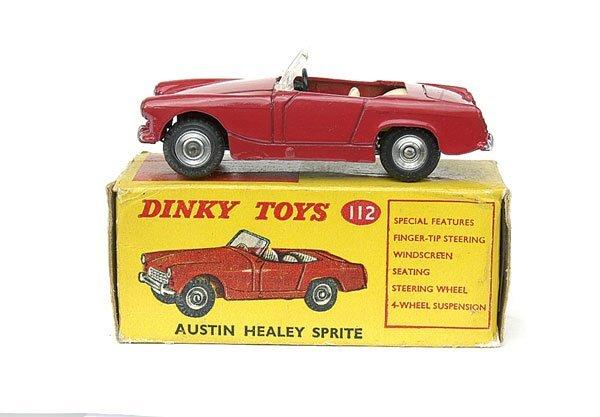 1021: No.112 Austin Healey Sprite