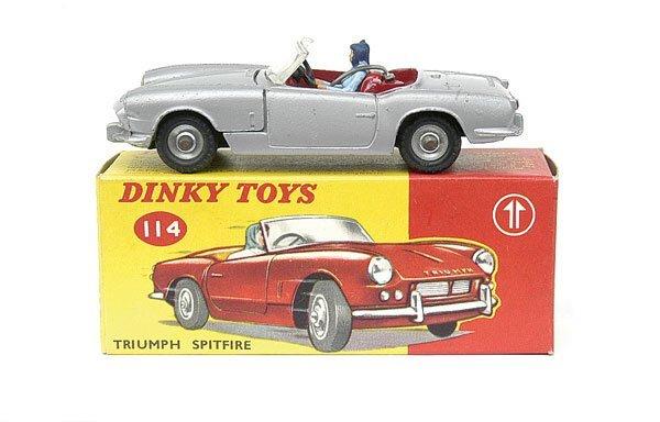 1022: No.114 Triumph Spitfire