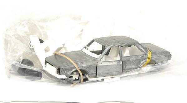 2002: Pre-production unassembled Ford Granada
