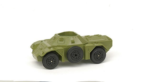 2004: Pre-production Armoured Scout Car