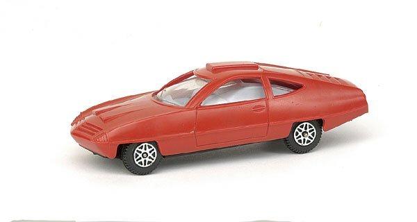 "2007: Pre-production ""UFO"" - Ed Straker's Car"