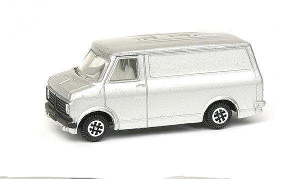 2010: Pre-production colour trial Bedford Van