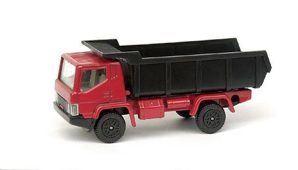 2014: Pre-production Convoy Truck