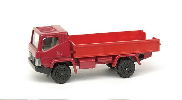 2015: Pre-production Convoy Open Back Truck