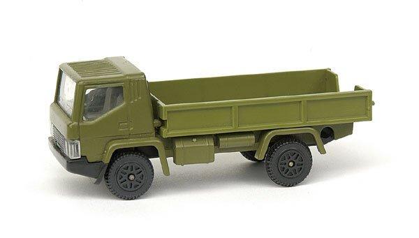 2016: Pre-pro colour trial Convoy Open Back Truck