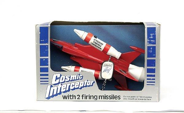 2024: Factory approved sample Cosmic Interceptor