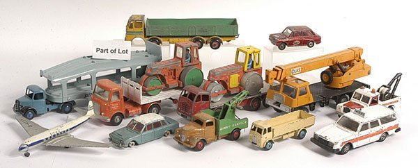2: Dinky Foden and Other Commercials