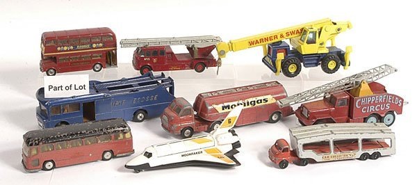 5: Corgi TV Related Models & Other Diecast