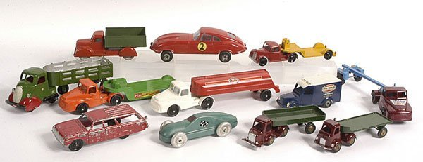 9: Timpo, Lonestar and Other Diecast Vehicles