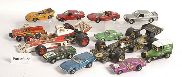 14: Corgi, Solido, Norev and Other Diecast