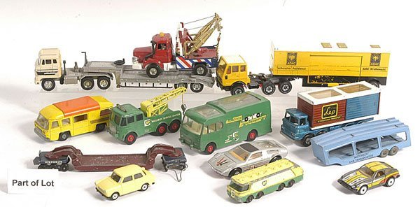 15: Matchbox, Corgi and Other Unboxed Diecast