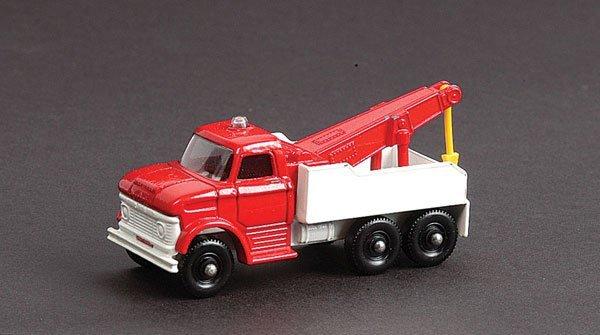 384: Matchbox No.71c Ford Heavy Wreck Truck