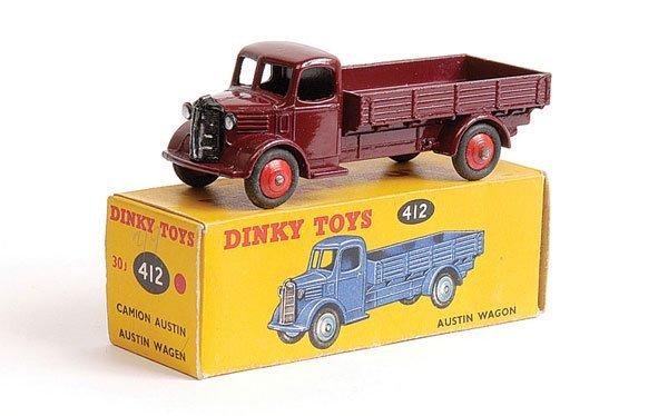 1011: Dinky - No.30J/412 Austin Wagon