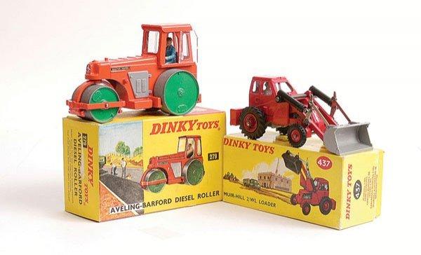 1020: Dinky No.279 Aveling Barford Diesel Roller