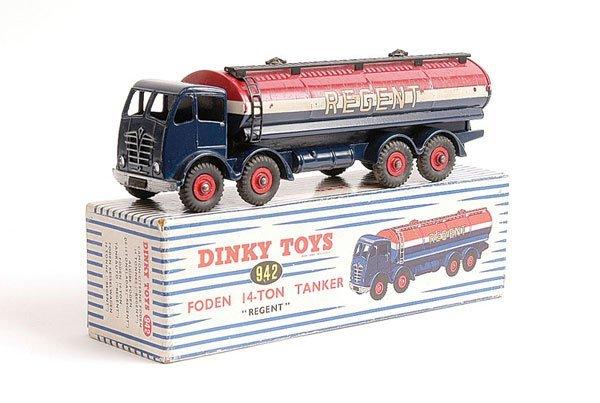 "1024: Dinky No.942 Foden 14 Ton Tanker ""Regent"""