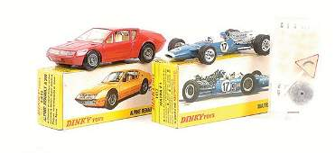 1475: French Dinky No.1411 Alpine Renault A310
