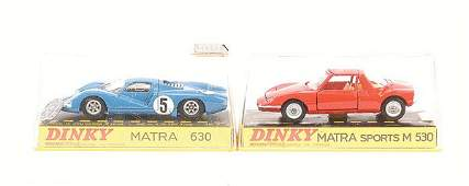 1489: French Dinky - A Pair of Matra Sports Cars