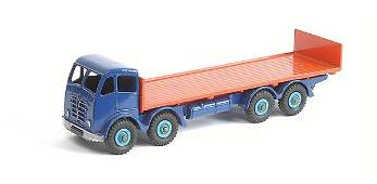1705: Dinky Foden Flat Truck with Tailboard