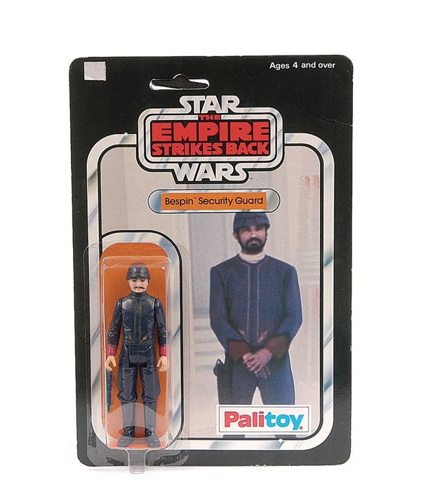 2435: Palitoy Empire Strikes Back Bespin Guard