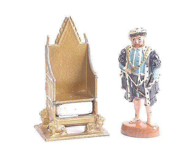 Britains - Coronation Throne