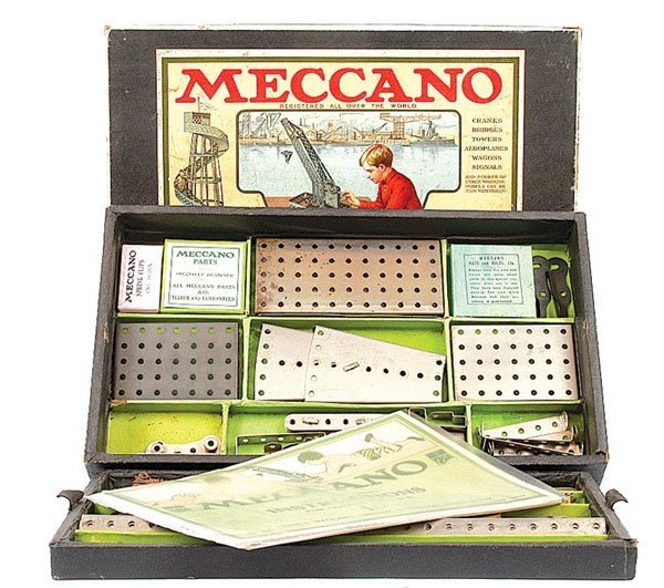 5003: Meccano 1919 Set No.3