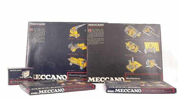 5018: Meccano 1970s Set & Others