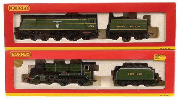 4019: Hornby - 2 x TMC Southern Steam Locos