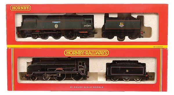 4020: Hornby - 2 x TMC Limited Edition Steam Locos
