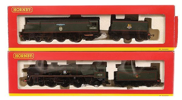4021: Hornby - 2 x TMC Limited Edition Steam Locos