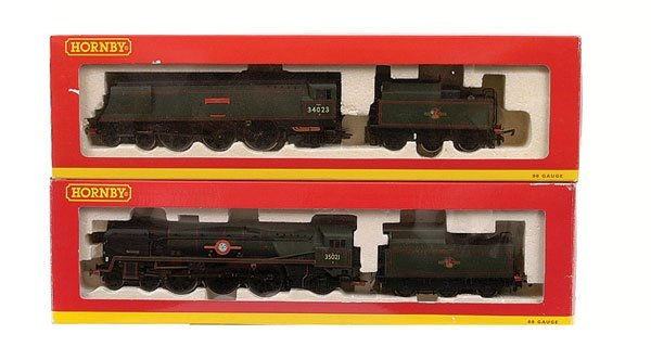 4022: Hornby - 2 x TMC Limited Edition Steam Locos