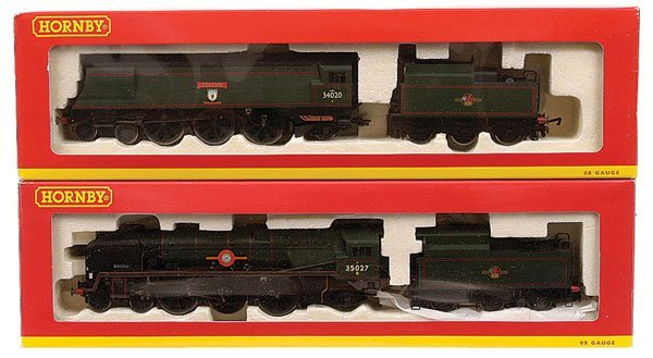 4023: Hornby - 2 x TMC Limited Edition Steam Locos