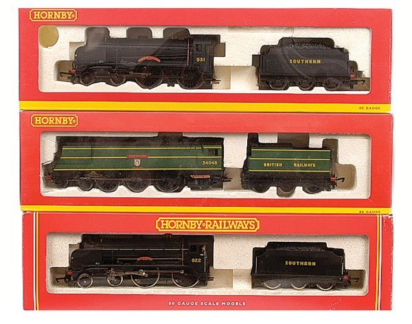 4024: Hornby - 3 x TMC Limited Edition Steam Locos