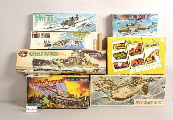 4854: Keil Kraft, Veron and Other Model Aircraft Kits